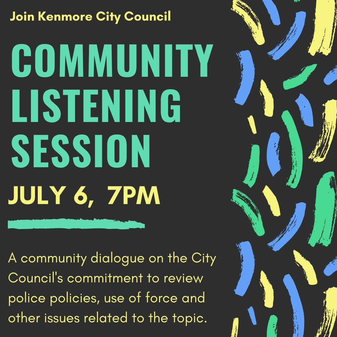 community listening session 1
